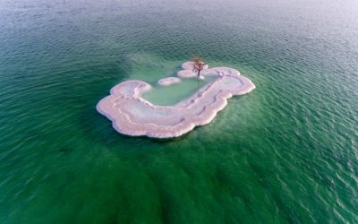 Zalety soli z Morza Martwego w kosmetykach konopnych