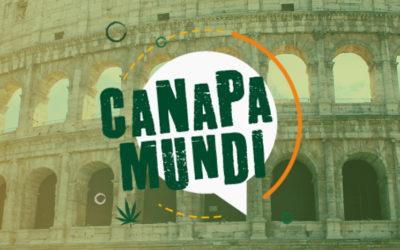 Międzynarodowe Targi Konopne Canapa Mundi w Rzymie