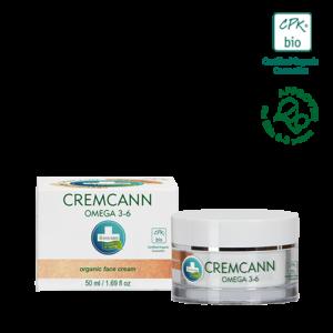 Annabis Cremcann Omega 3-6 Organiczny Krem